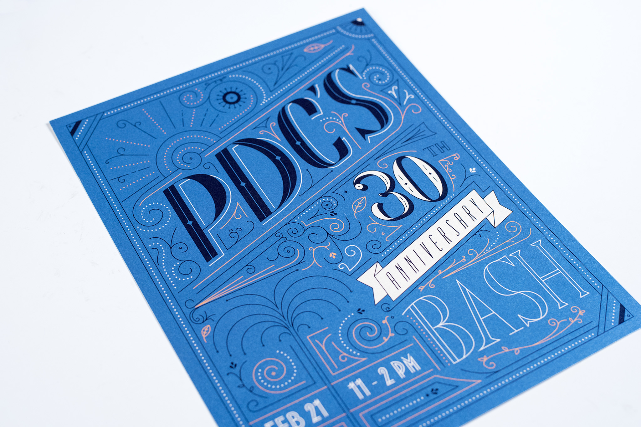 PDC Flyer Design