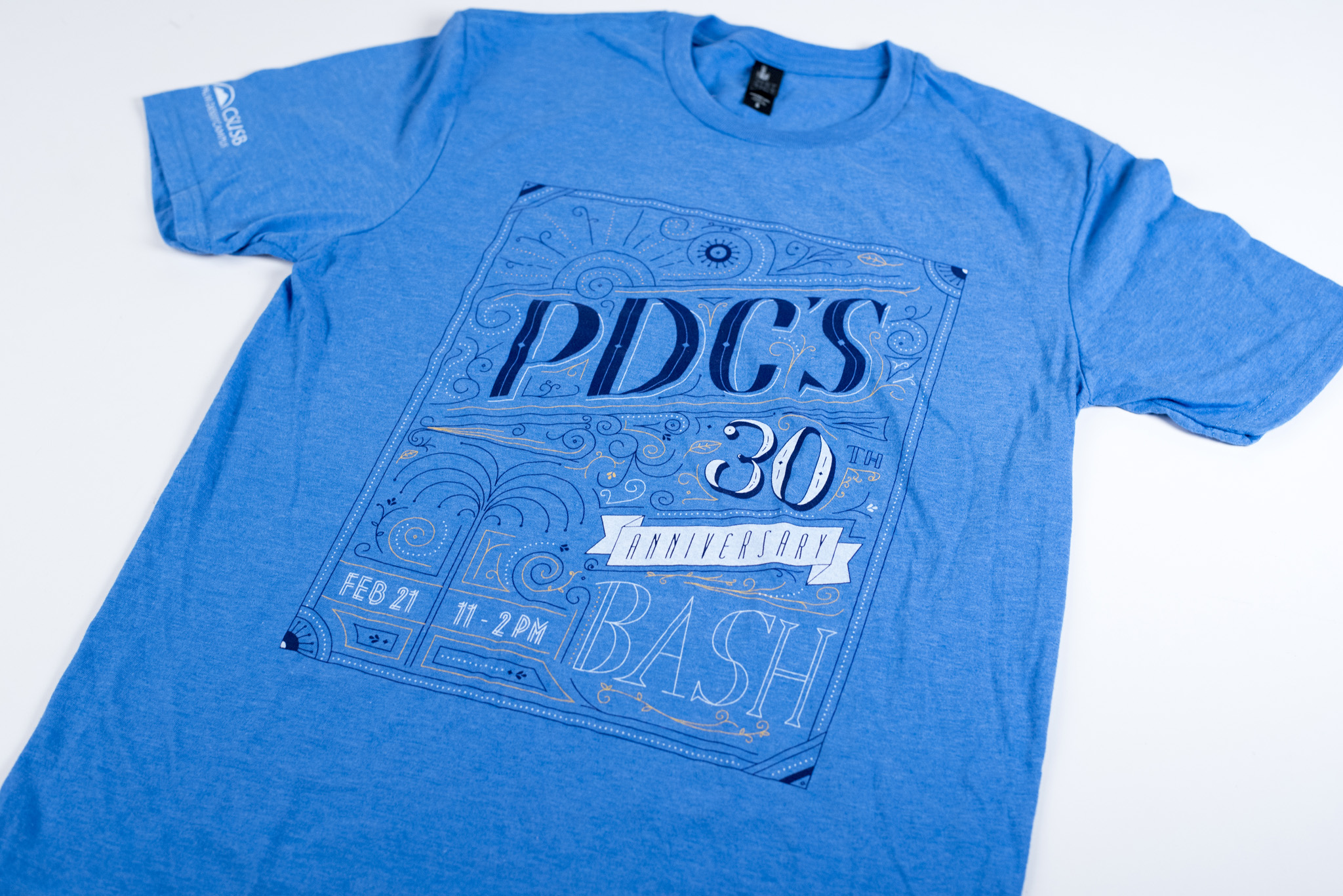 PDC Shirt Design Photo